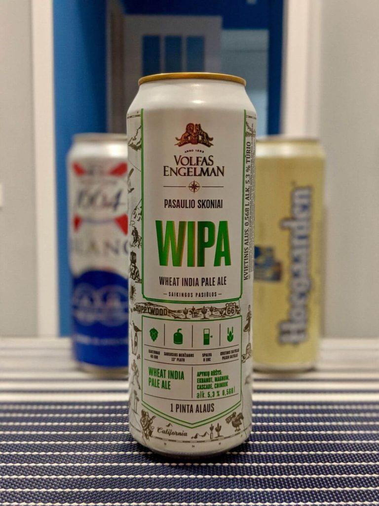 банка пива вольфас енгельман випа
