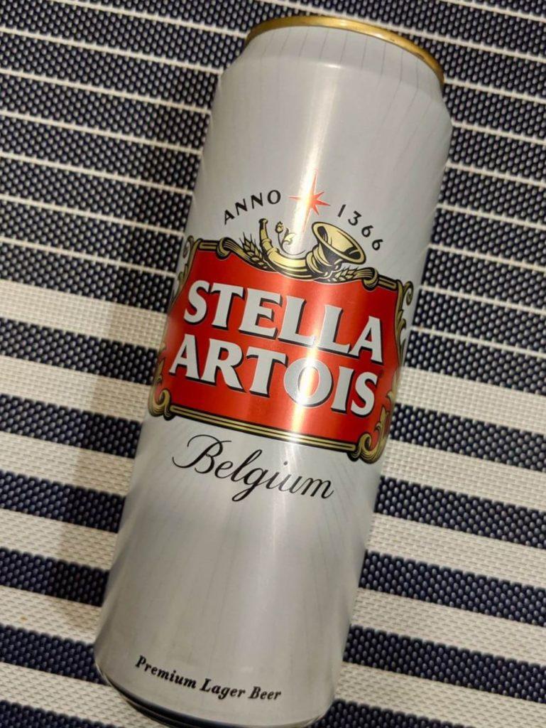 пиво стелла артуа