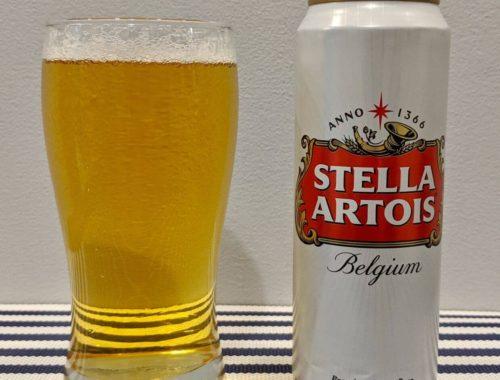пиво стелла артуа в стакане