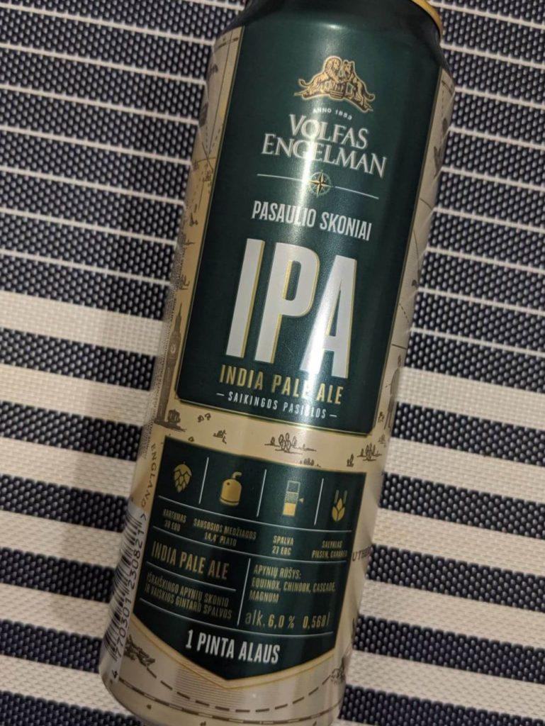 пиво вольфас енгельман ипа